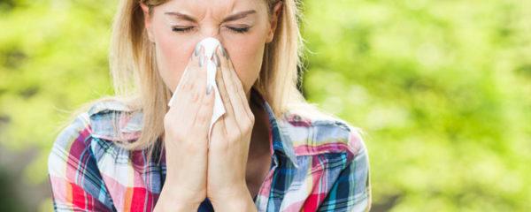Cause des allergies